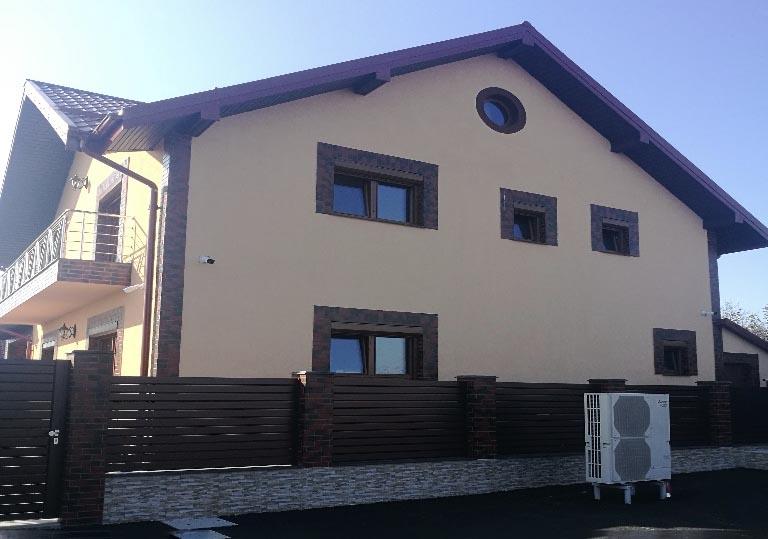 Vila P+1, 300 m²  ROMAN