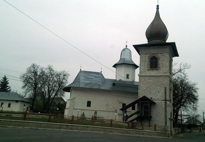 Biserica Sf. Simion Suceava